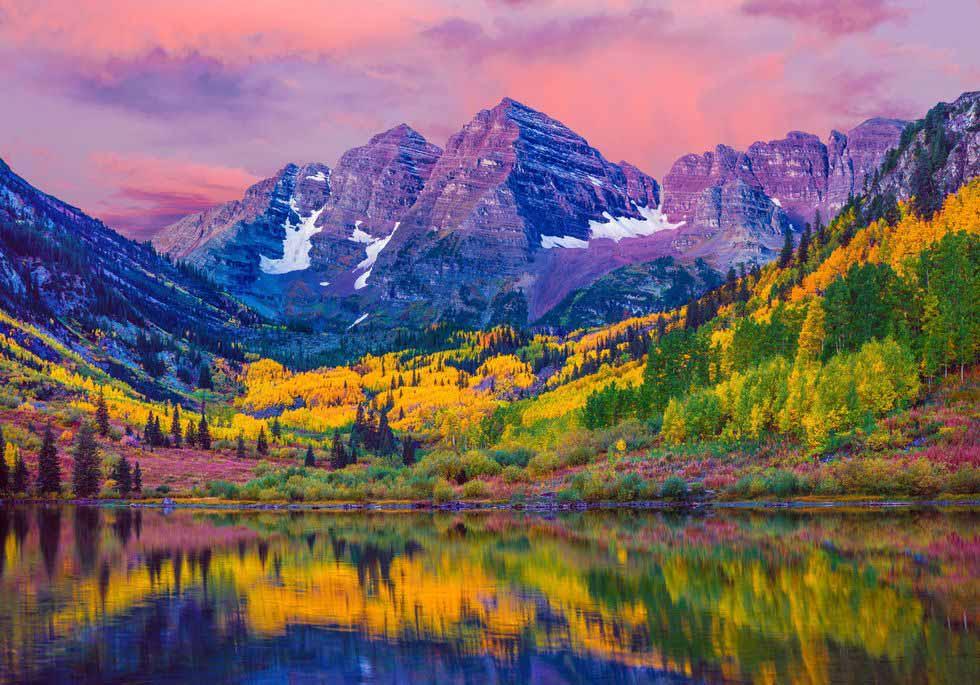 mùa thu aspen
