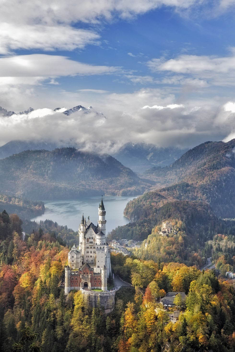 mùa thu bavaria