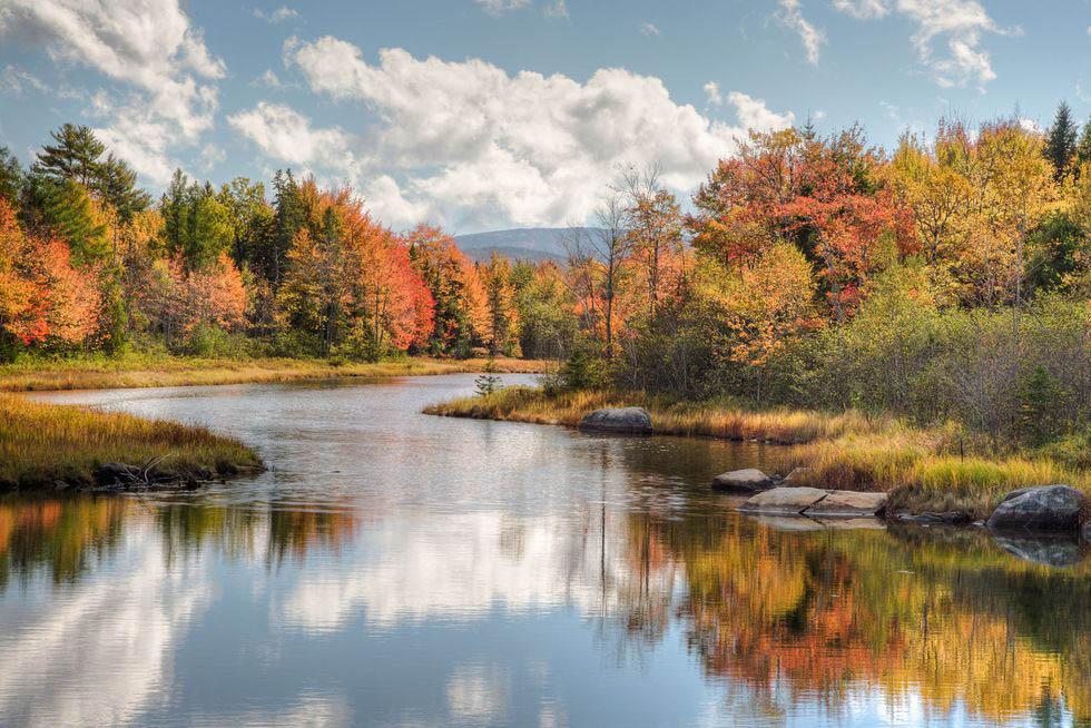 mùa thu mặt hồ