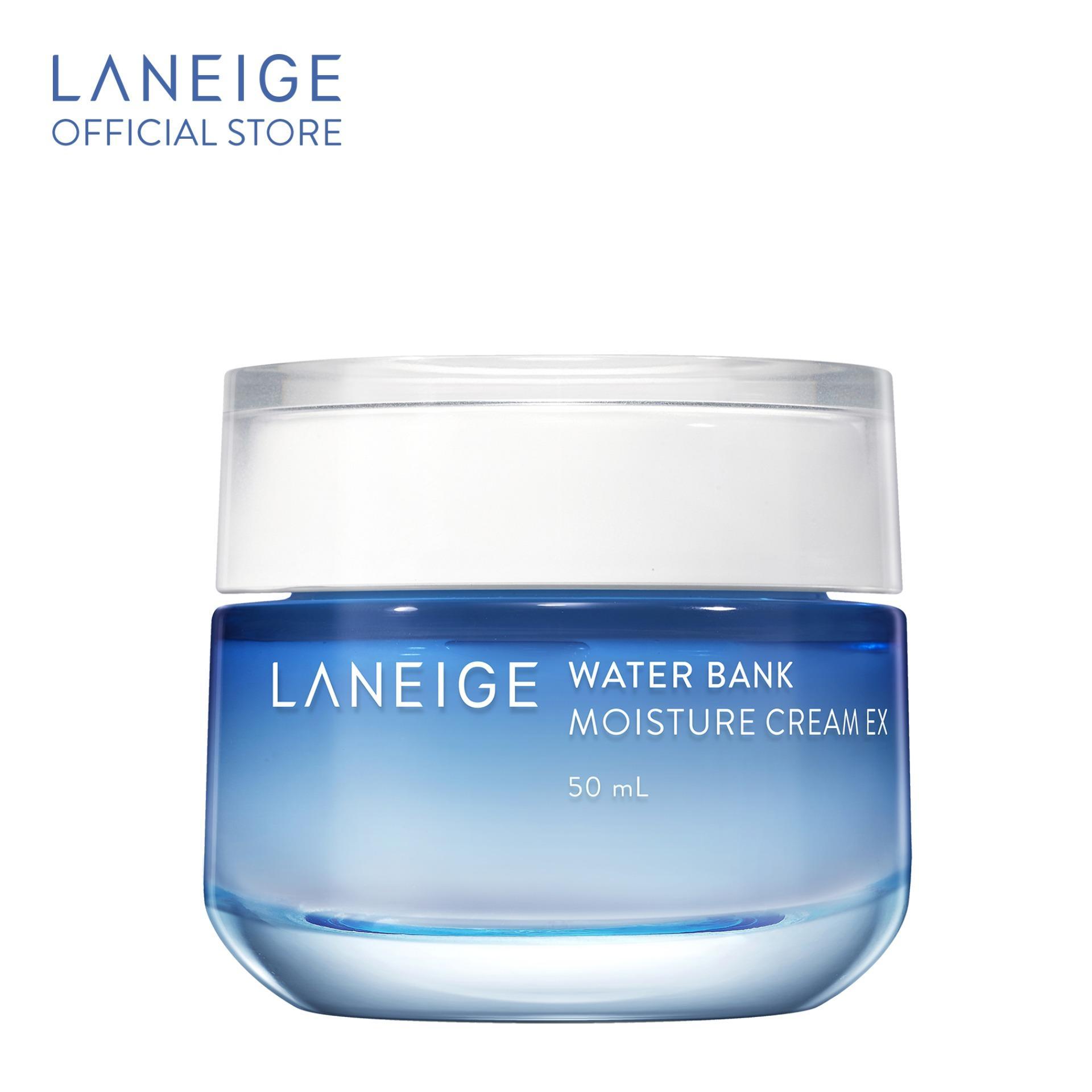 dưỡng da Laneige Water Bank Moisture Cream EX.