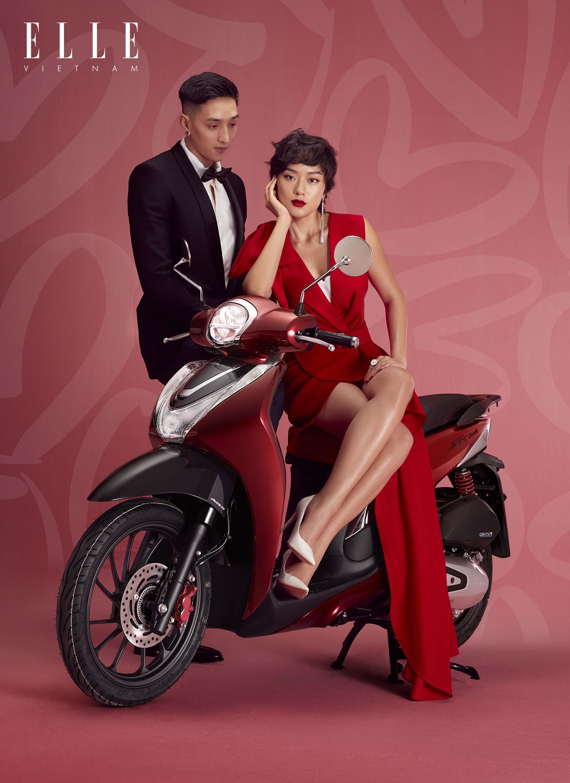 cặp đôi bên xe sh mode 125cc