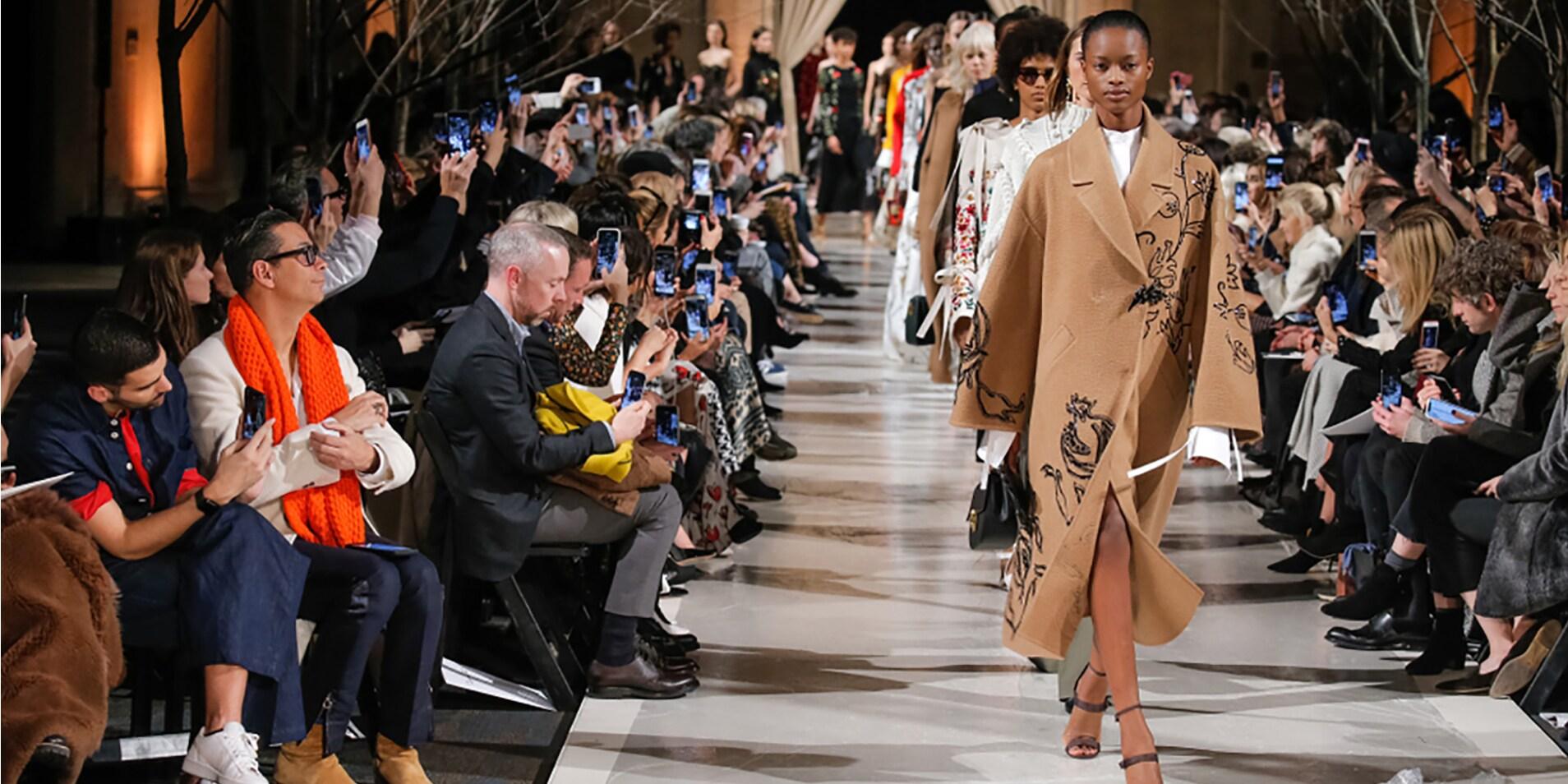 Tuần lễ thời trang new york 2020