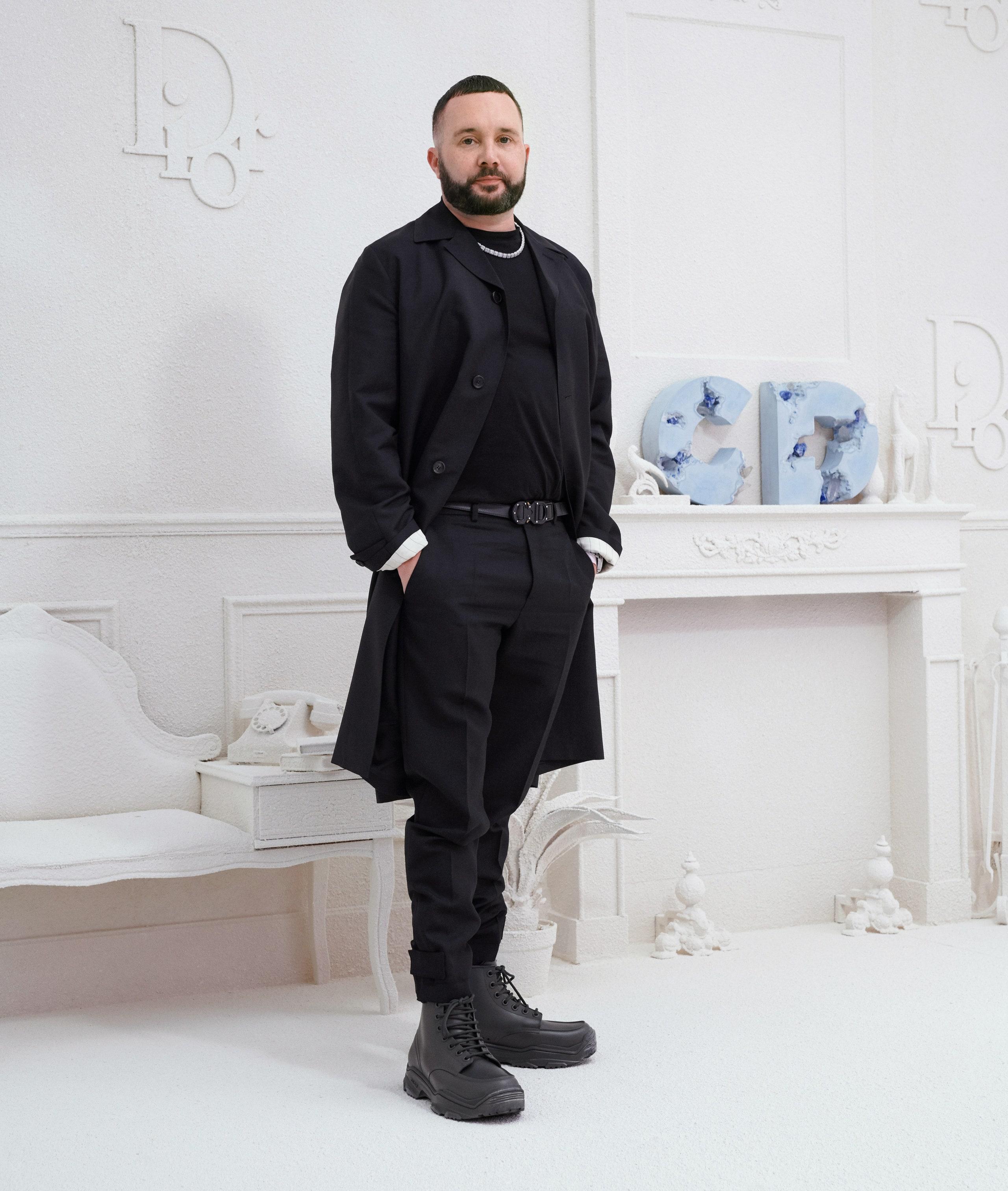 Nhà thiết kế Kim Jones gia nhập thời trang cao cấp Fendi