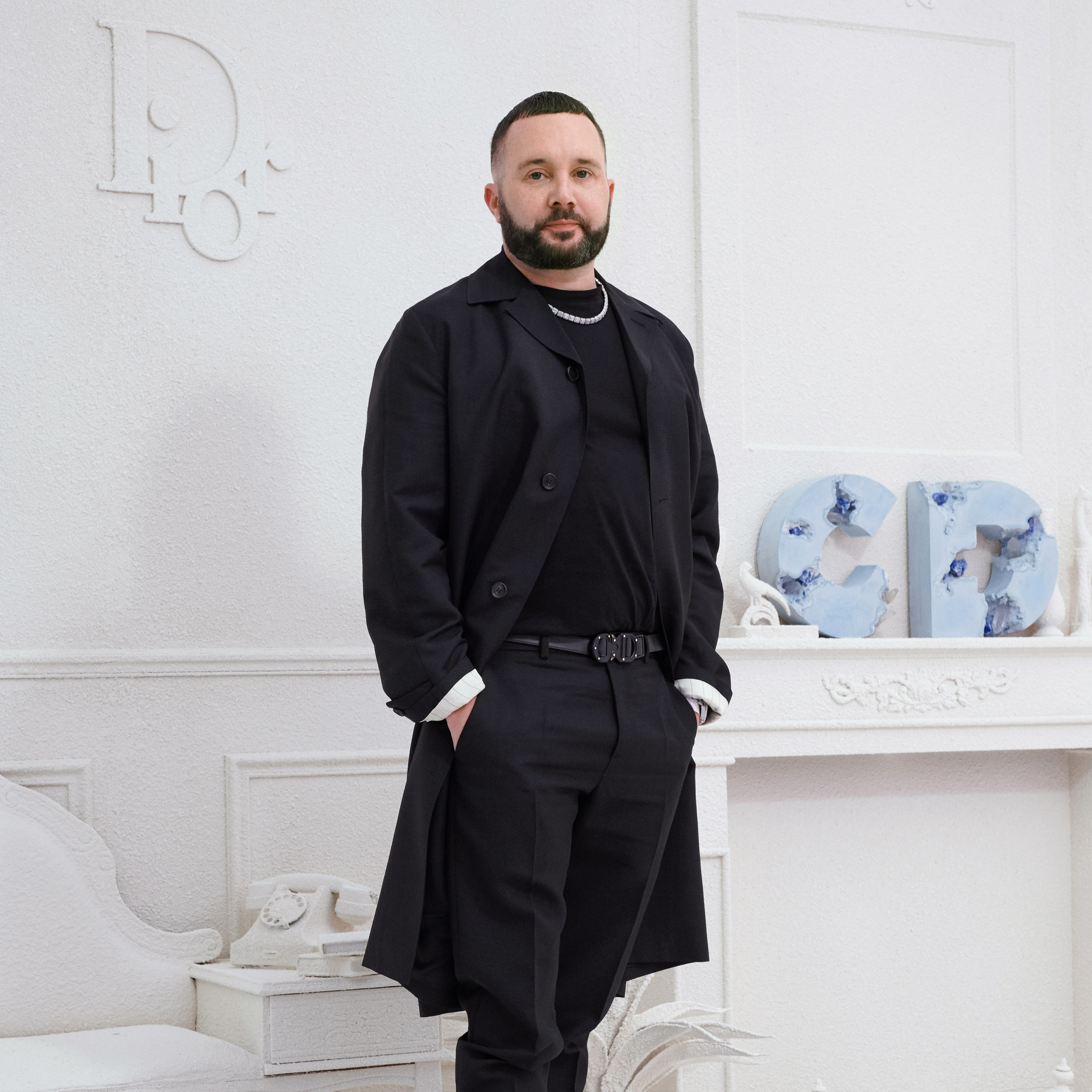 Nhà thiết kế người Anh Kim Jones gia nhập Fendi thời trang dành cho phái nữ