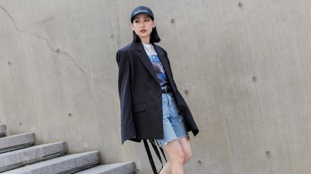 1 món đồ 5 phong cách: Những chiếc áo thun phom rộng cơ bản