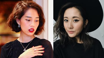 Học cách kẻ mắt nước từ nàng Thơ Nicky Khánh Ngọc và Fashionista Julia Đoàn