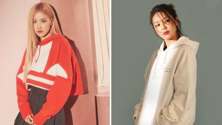 Cập nhật 3 kiểu áo hoodie được sao Hàn yêu thích nhất mùa lạnh