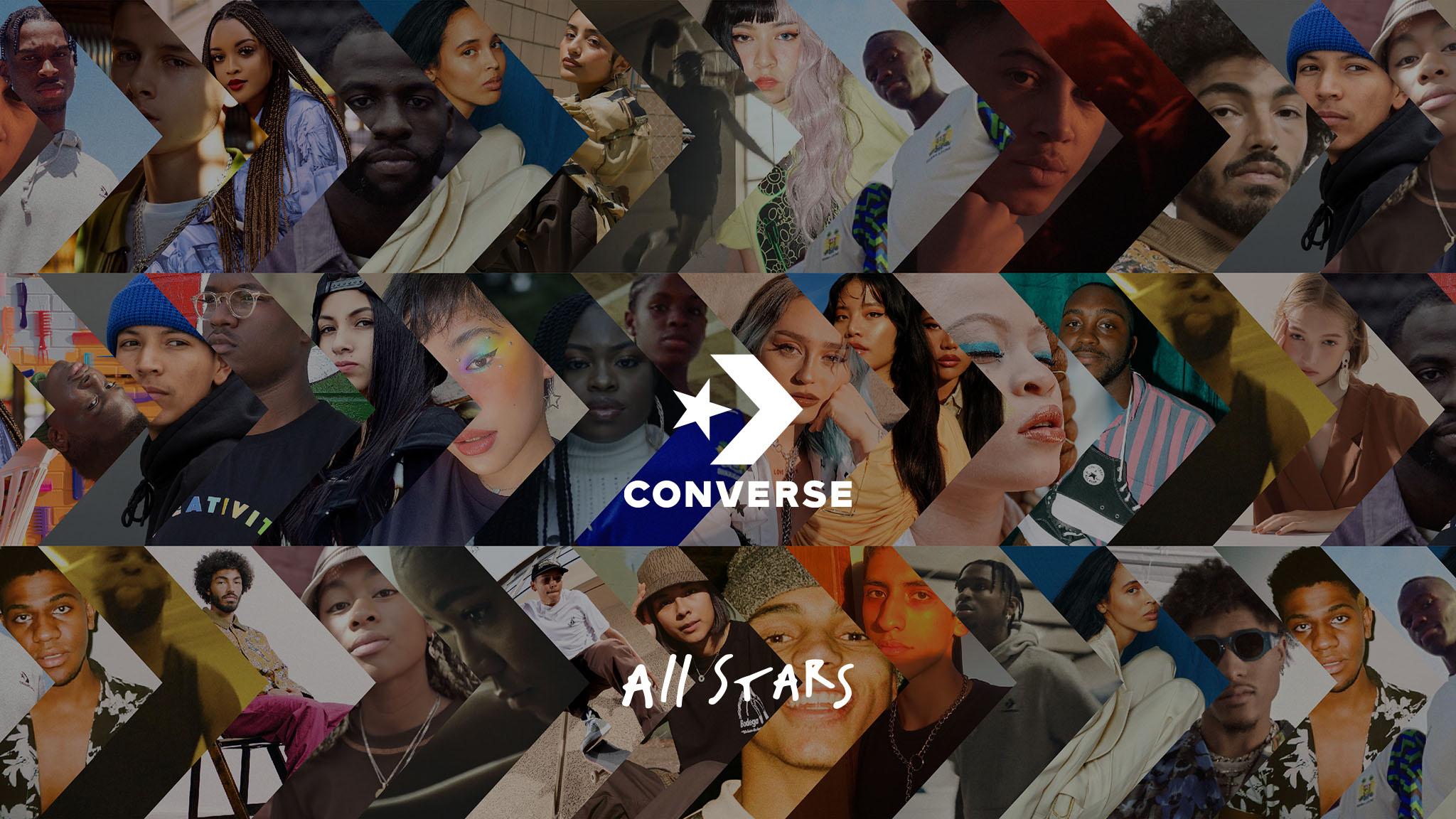 Converse nhân sức ảnh hưởng cùng chiếc lược All Stars Series