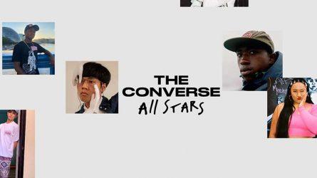 Converse nhân rộng sức ảnh hưởng với chiến lược All-Stars Series