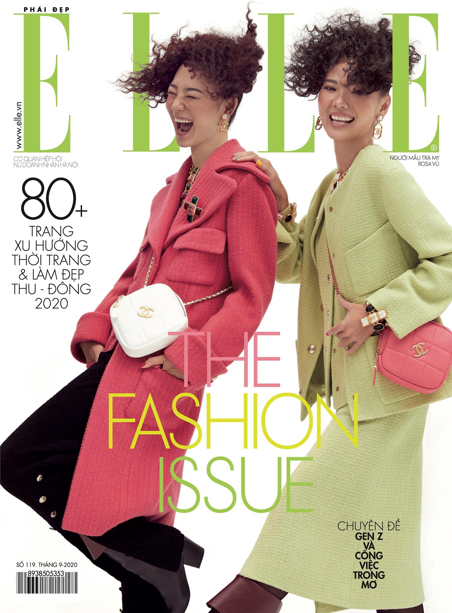 tạp chí ELLE Việt Nam