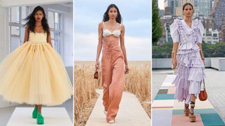Sắc màu thời trang Xuân - Hè 2021: Niềm hy vọng cho một khởi đầu mới