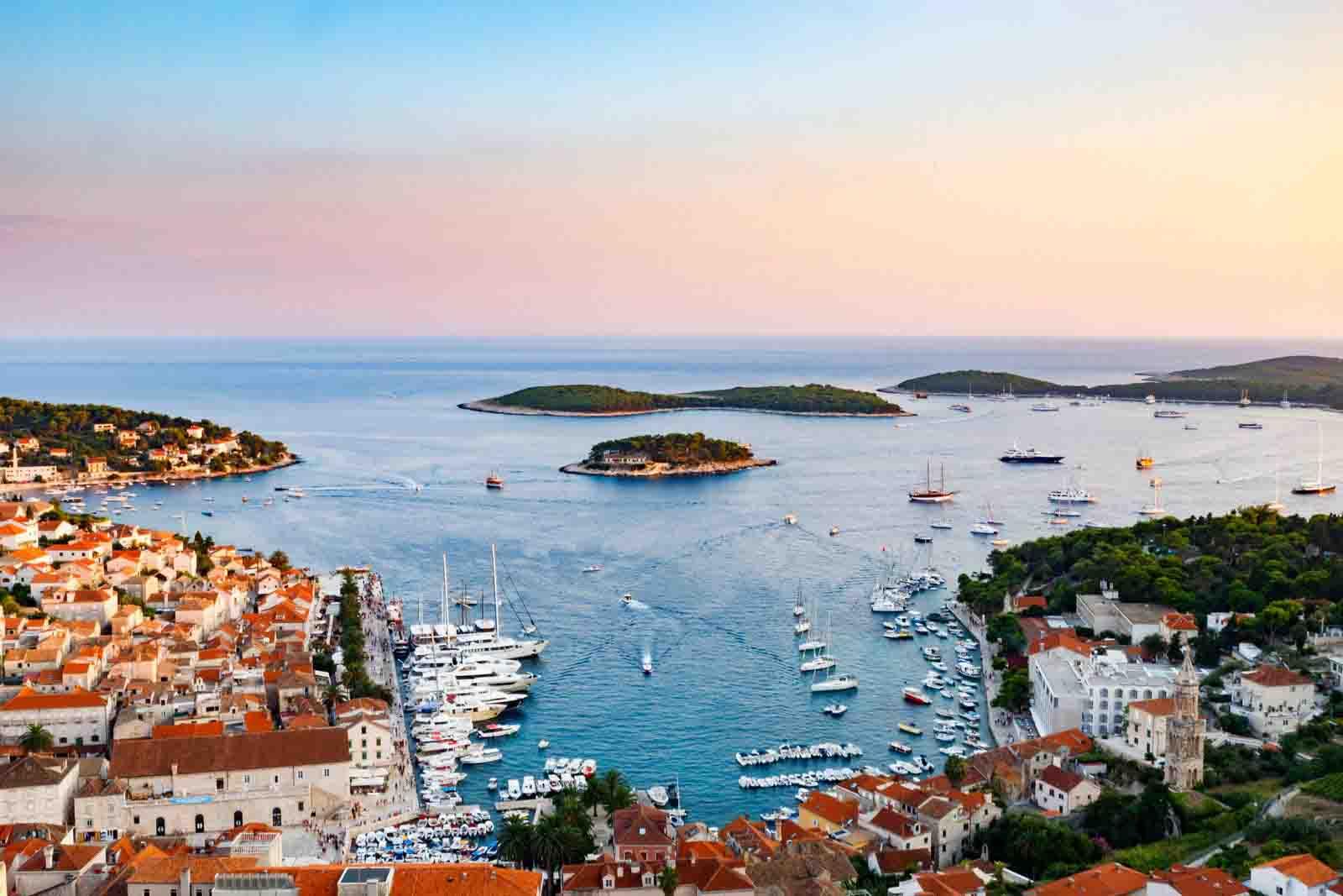 địa điểm croatia