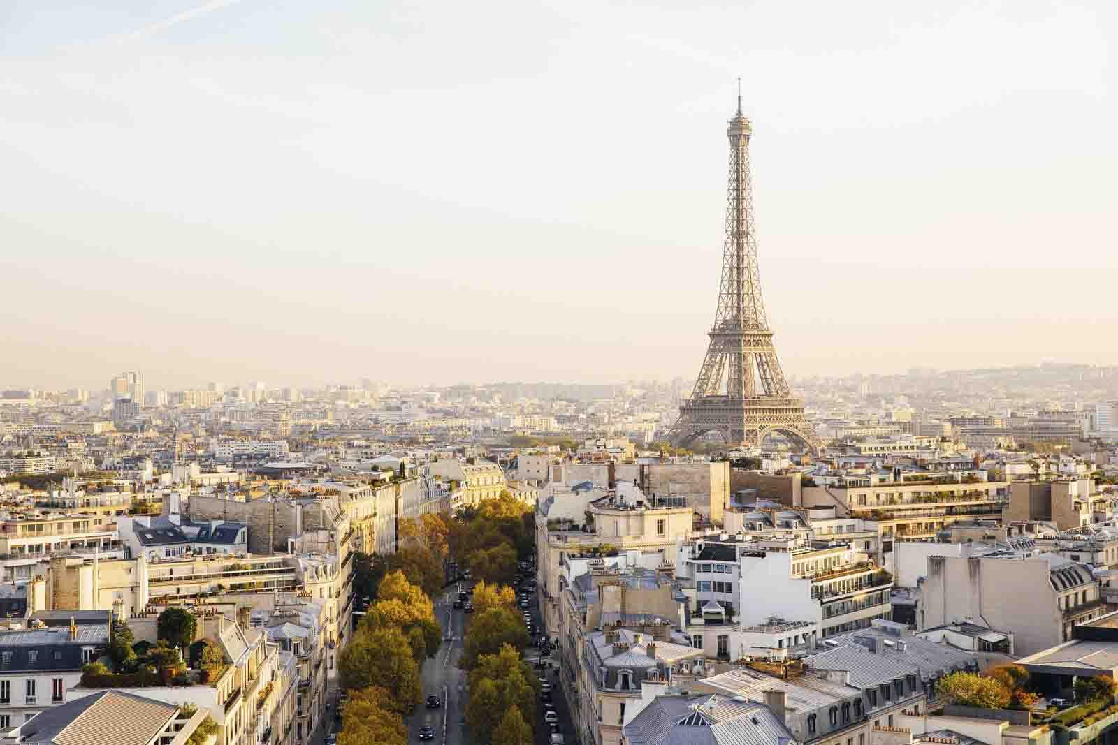 địa điểm ở paris