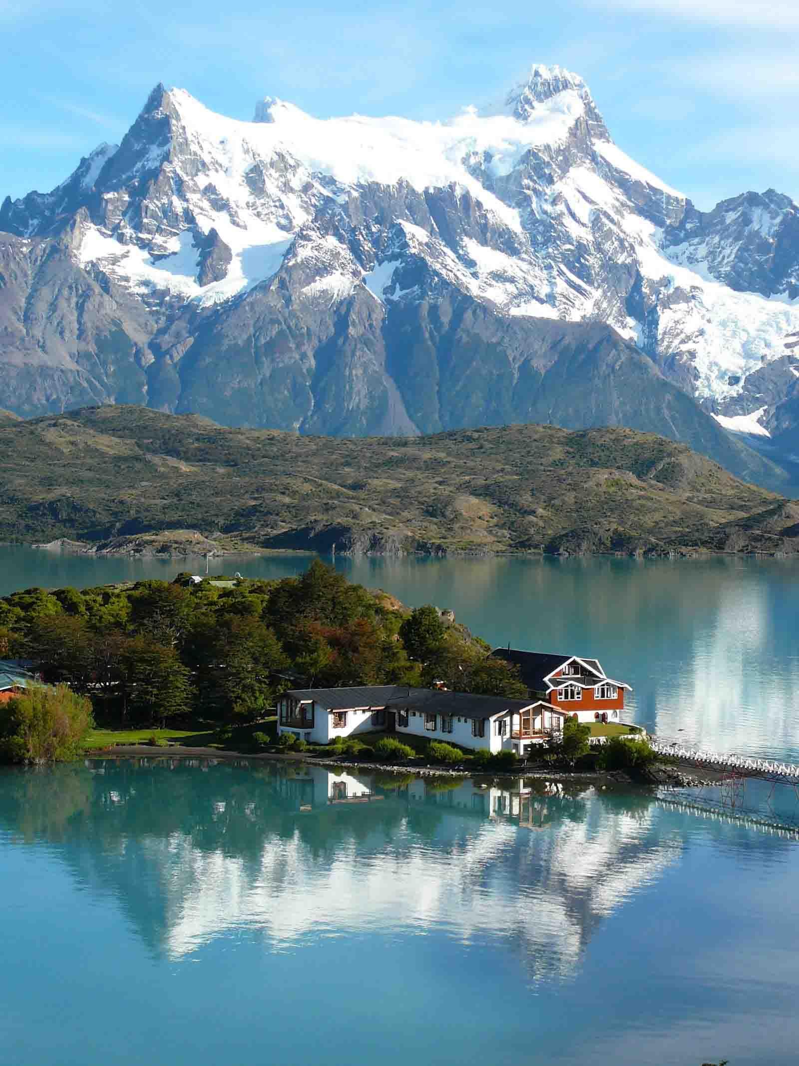 địa điểm patagonia