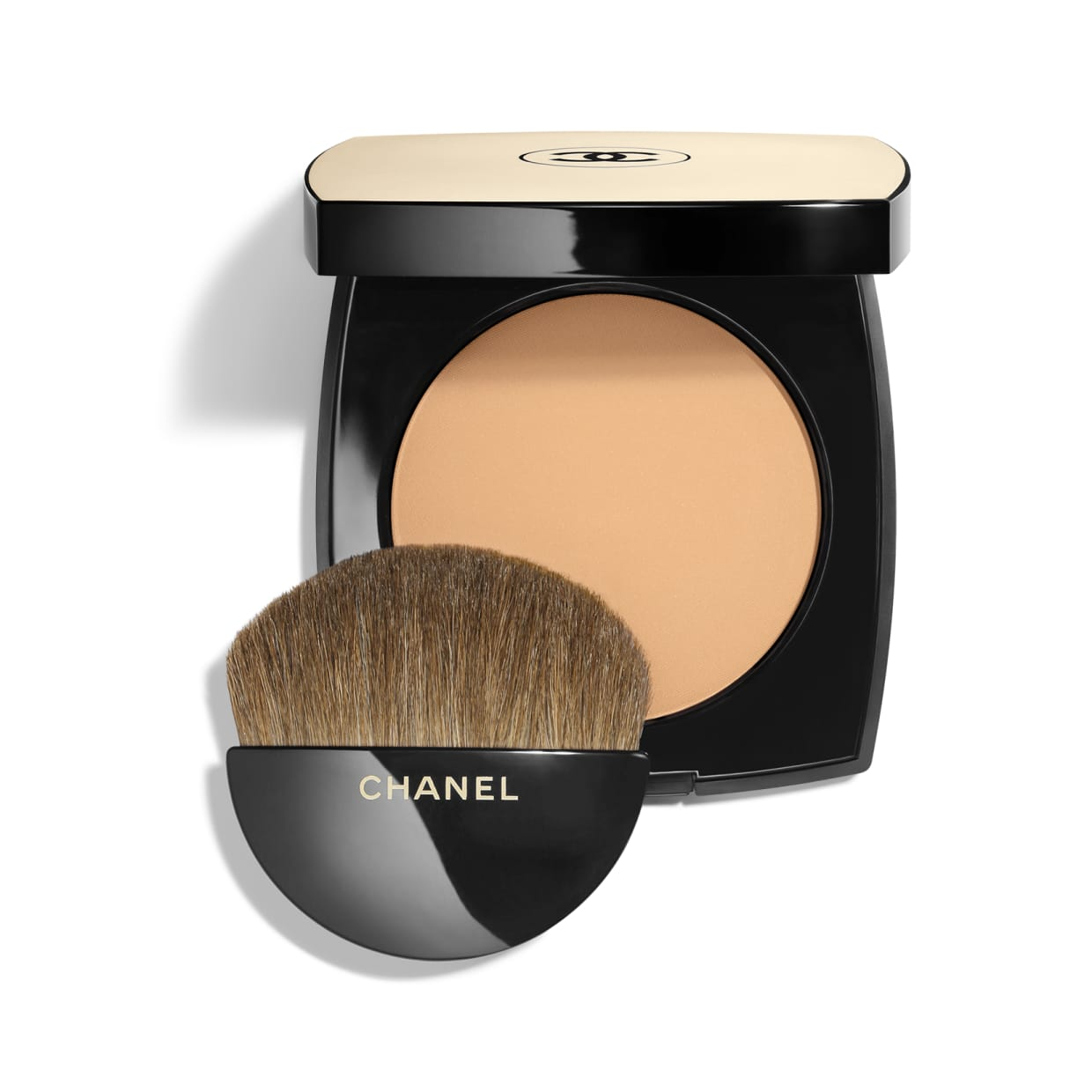 Chanel Les Beiges Healthy Glow Sheer Powder cho da dầu
