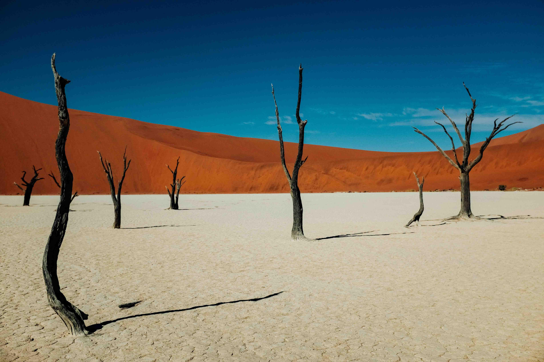 dia diem Namib
