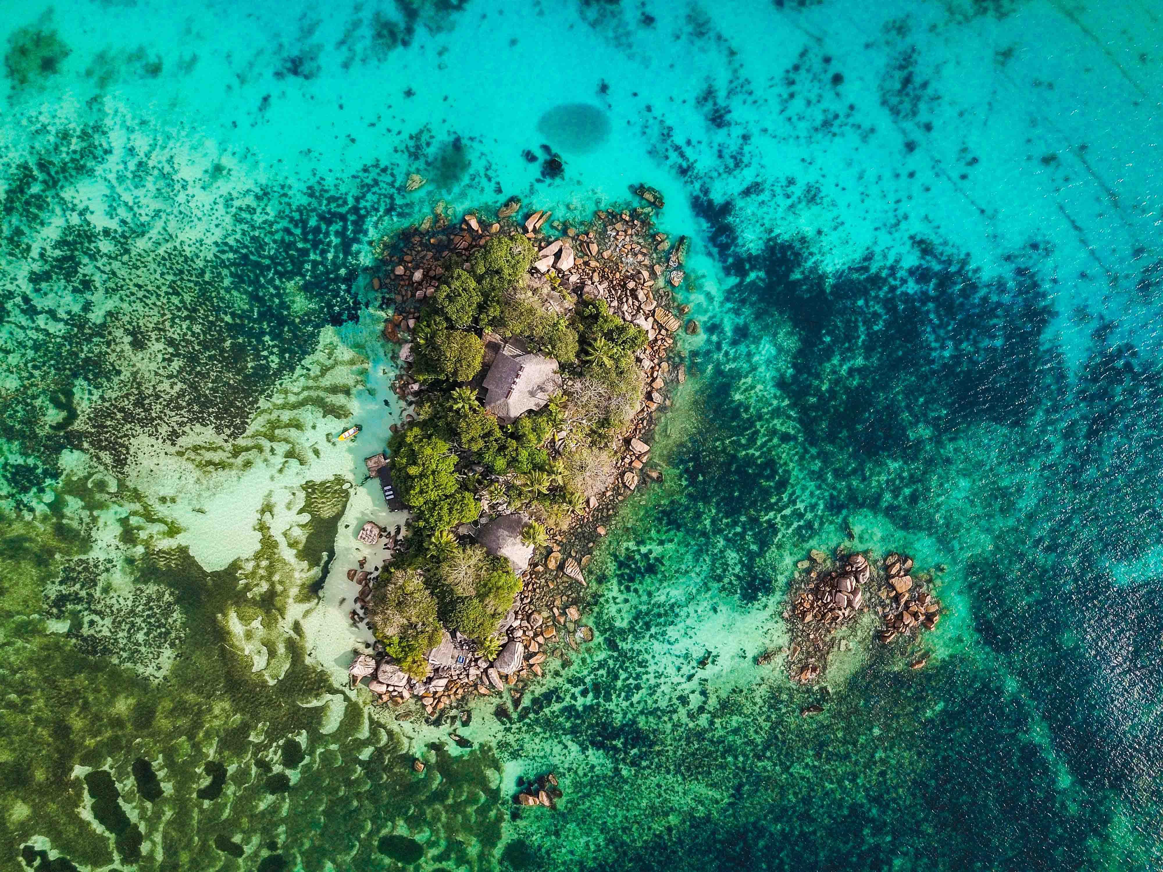 địa điểm Seychelles