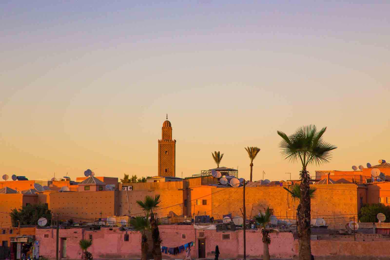 địa điểm marrakech