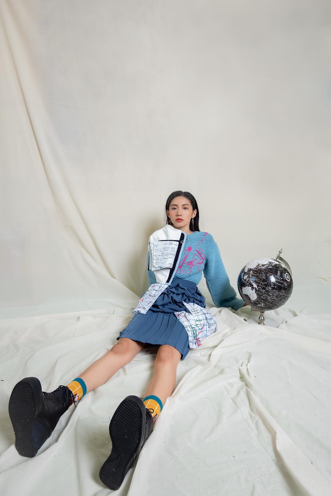 fashion creation 2020 BST Stu-Dying Phan Thị Thanh Thảo