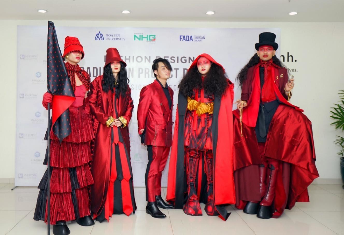 fashion creation 2020 BST REAL Nguyễn Minh Đức