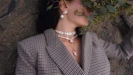 Ngọc trai Baroque - Xu hướng trang sức lên ngôi trong năm 2020
