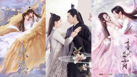 7 bộ phim Trung Quốc chuyển thể từ tiểu thuyết ngôn tình