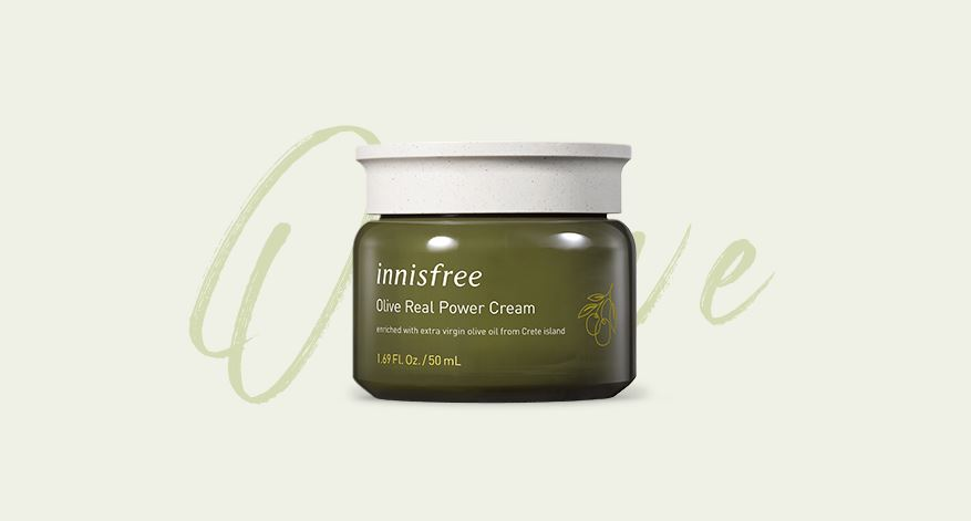 Innisfree Olive Real Power Cream.