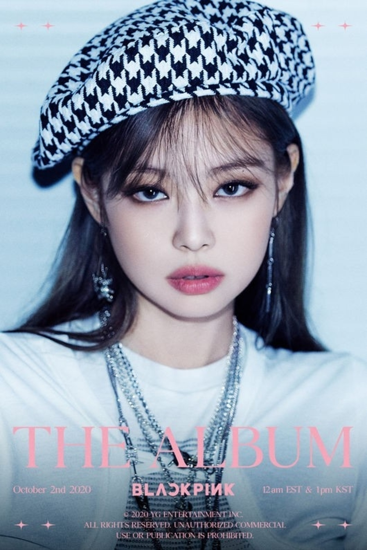 jennie blackpink the album