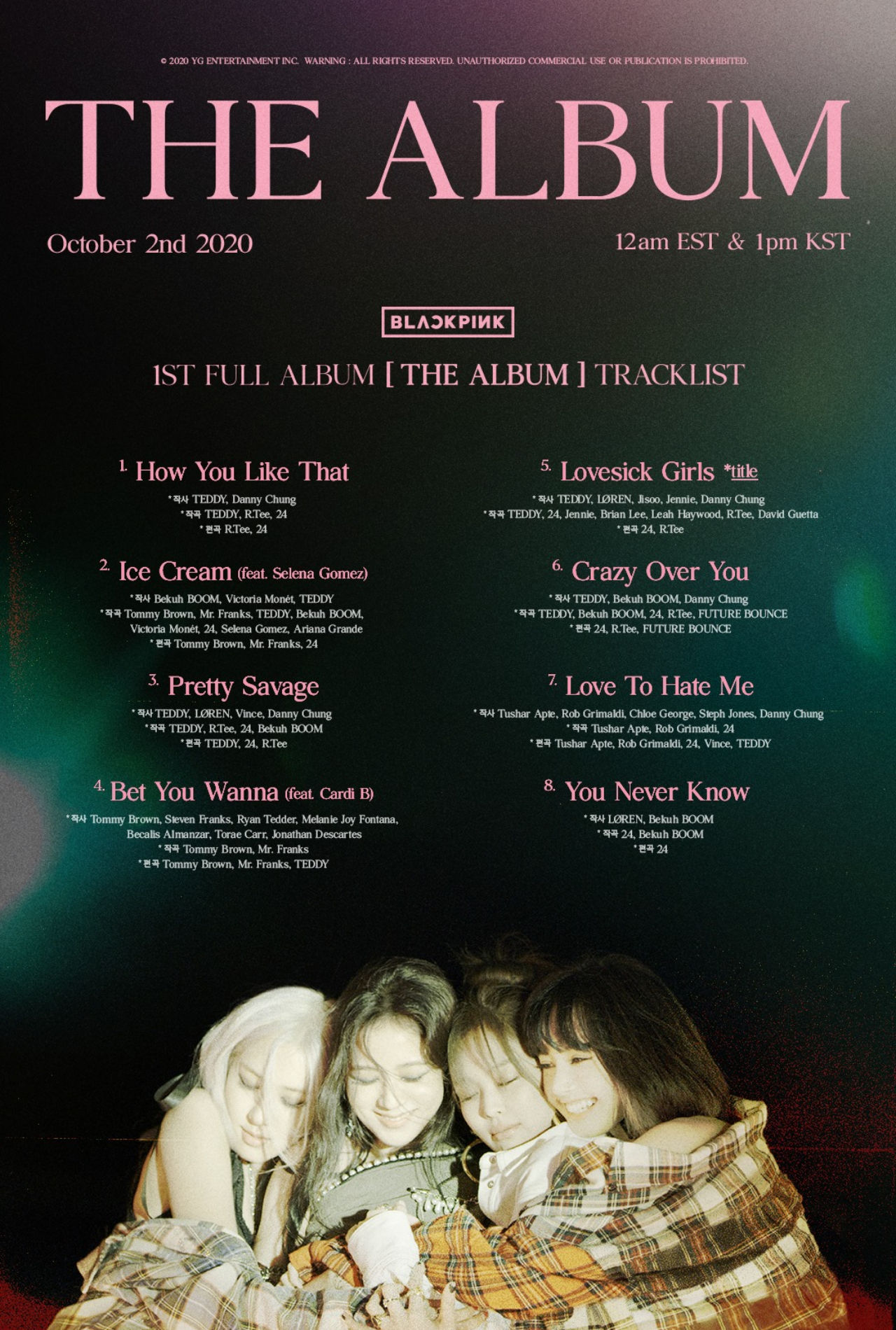 The Album của Blackpink