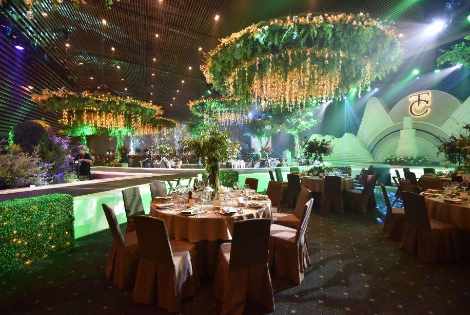 thị trường tiệc cưới cuối năm