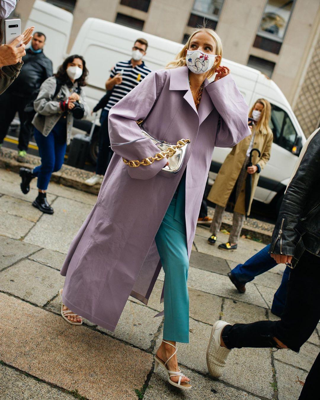 khẩu trang thời trang streetstyle