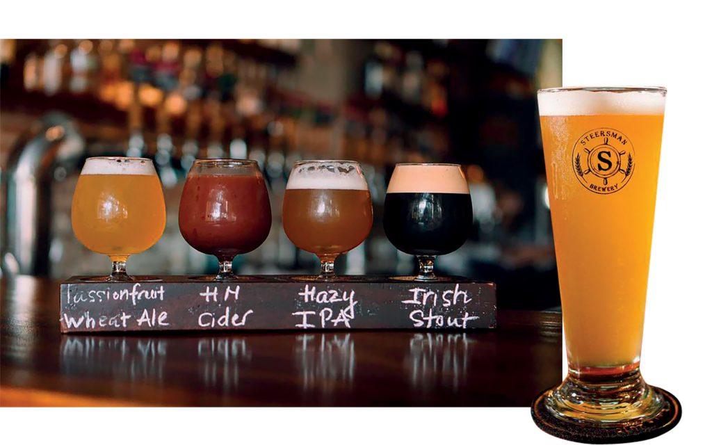 địa điểm các loại bia thủ công