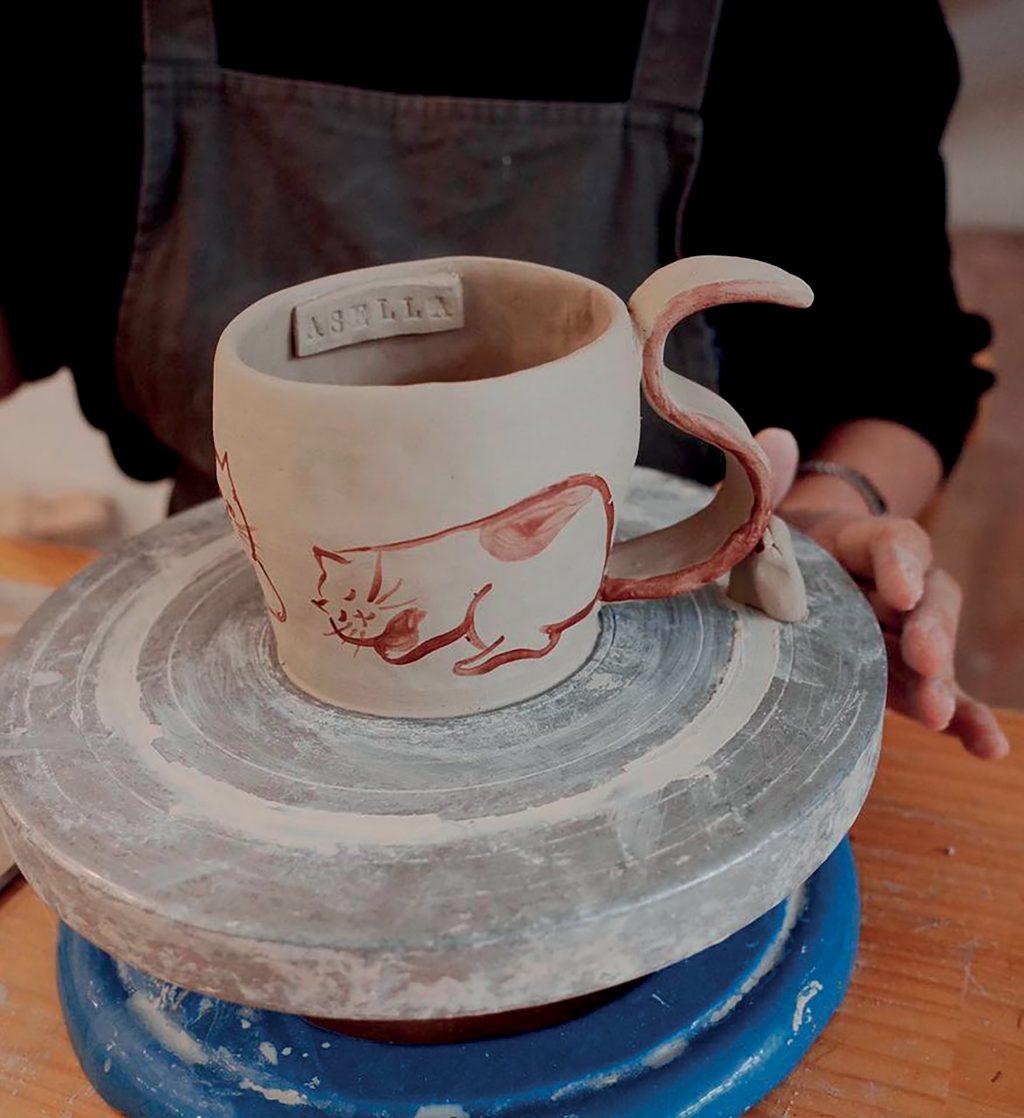 địa điểm đồ handmade bằng gốm