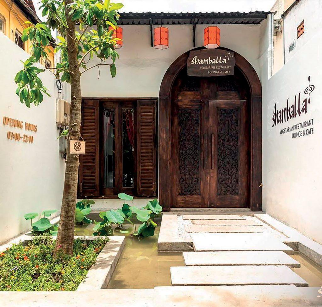địa điểm nhà hàng Shamballa