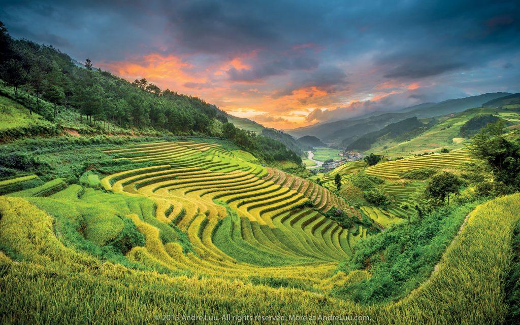 địa điểm Tây Bắc Việt Nam