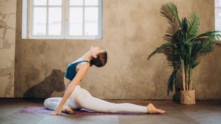 Các bài tập căng cơ giảm mỡ cho sức khoẻ dẻo dai