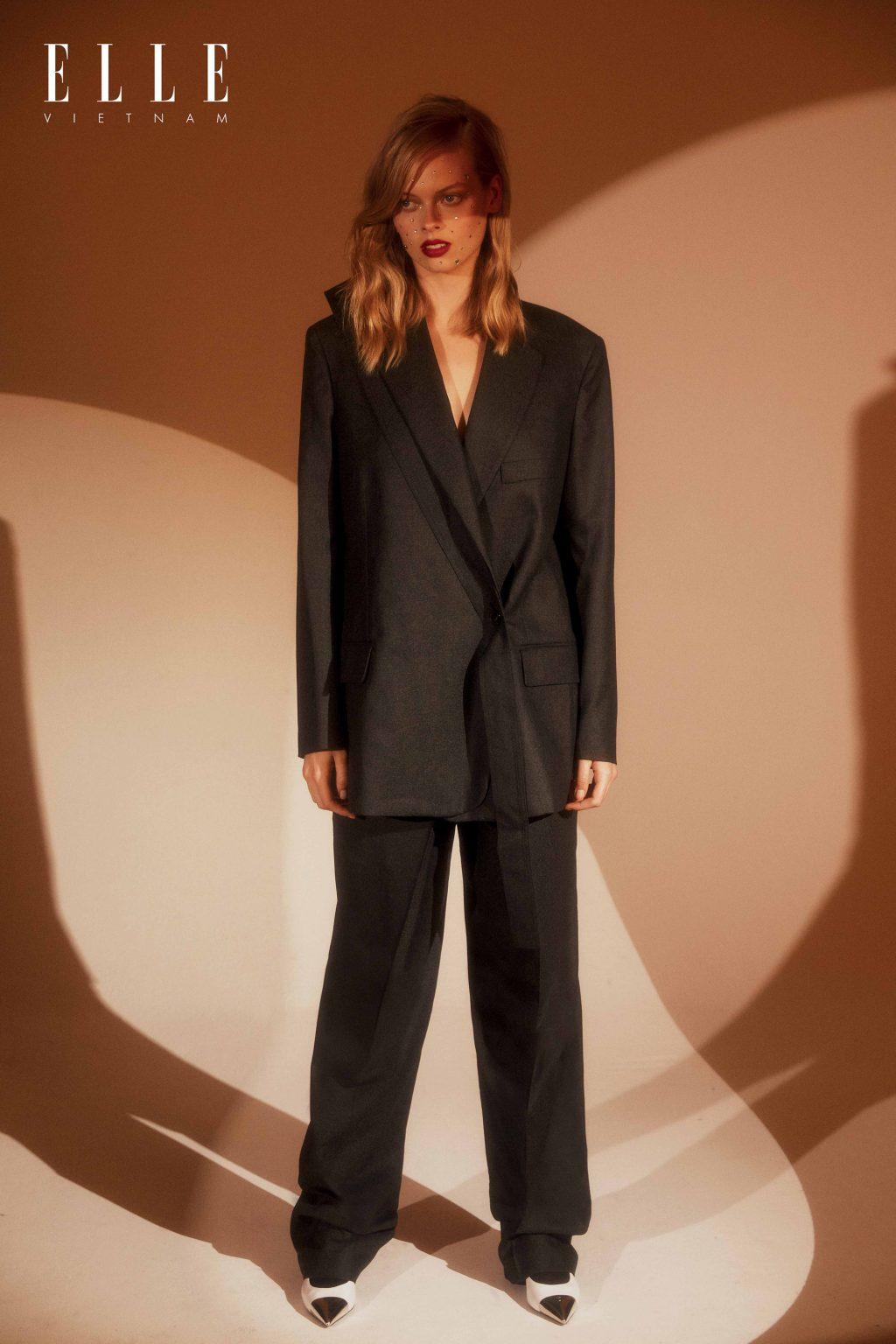 bộ ảnh trang phục Stella McCartney thời trang