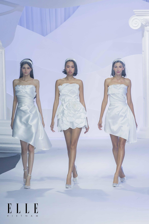 NTK Chung Thanh Phong BST Dear My Princess và 3 bộ váy ngắn