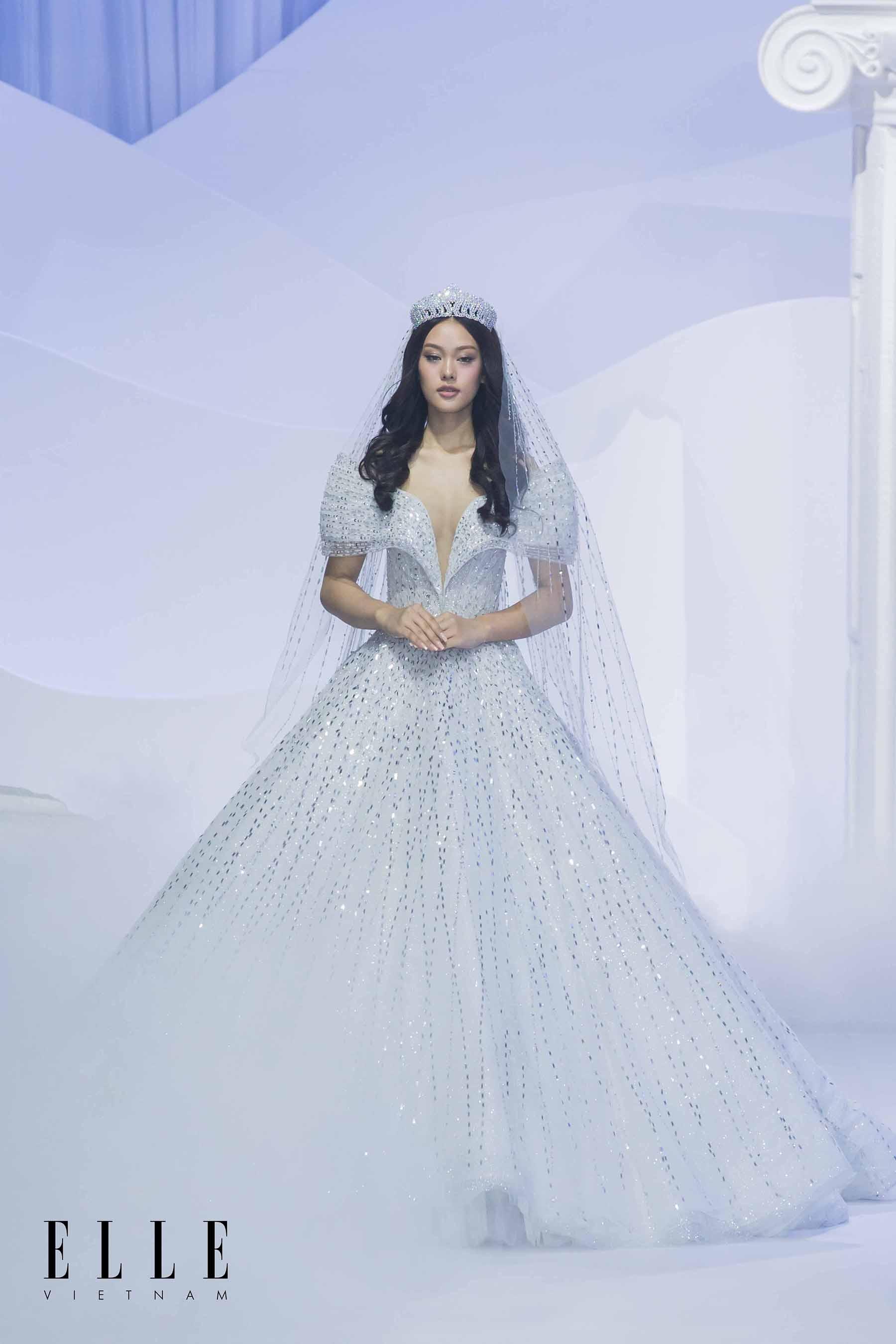 NTK Chung Thanh Phong BST Dear My Princess và thiết kế công chúa cổ tích
