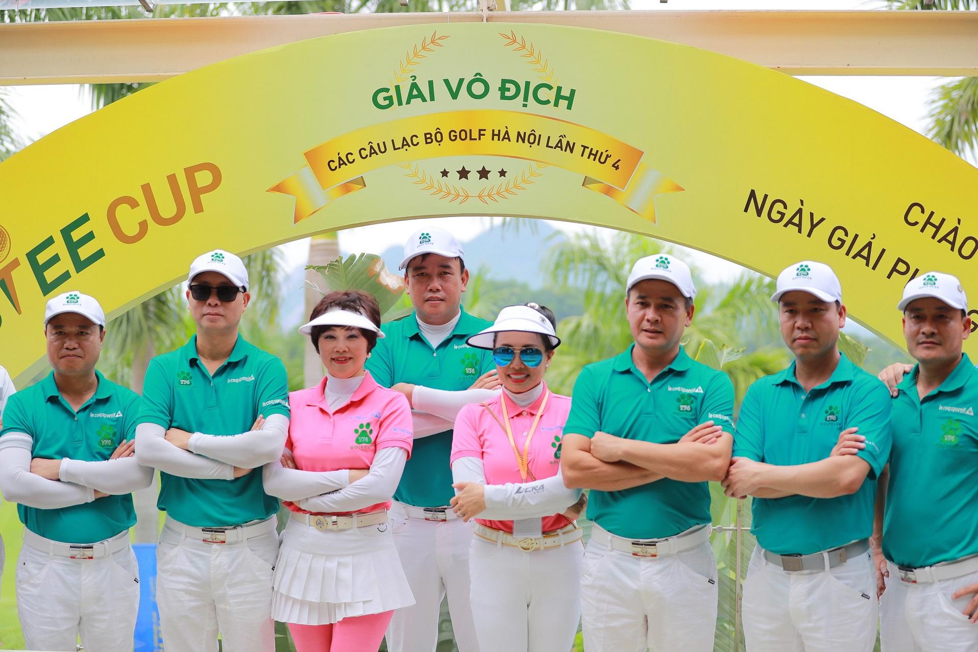 Giải vô địch các CLB Golf Hà Nội lần 4 Fastee Cup