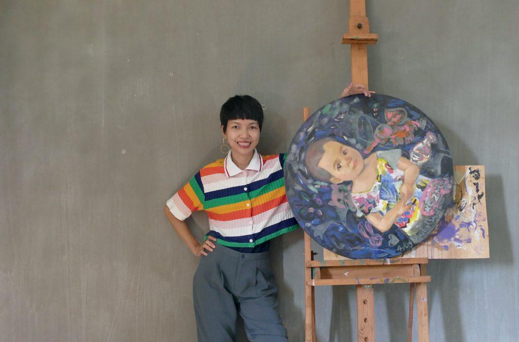 nghệ sĩ Bảo Châu đa dạng phong cách