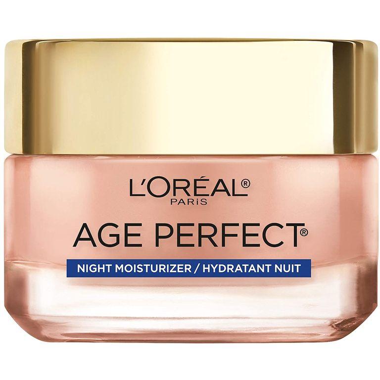kem dưỡng ẩm L'Oréal Paris Rosy Tone Cooling Night Moisturizer