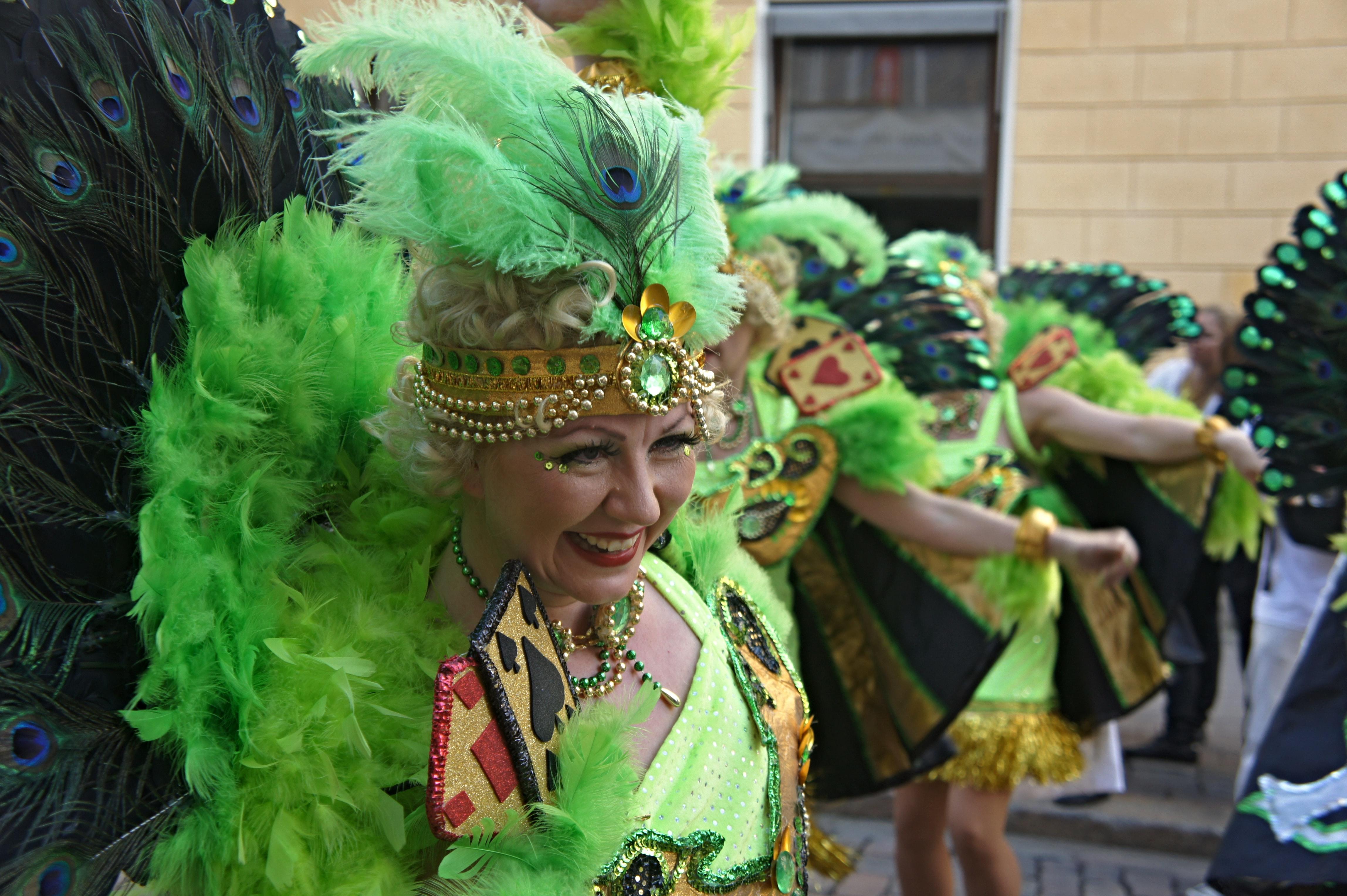 trải nghiệm du lịch nhảy samba