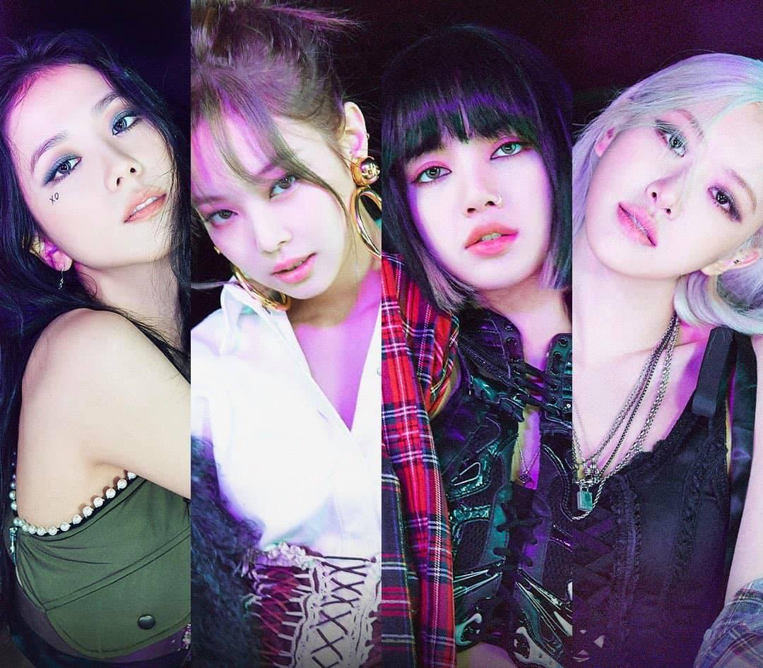 Jisoo, Jennie, Rosé và Lisa