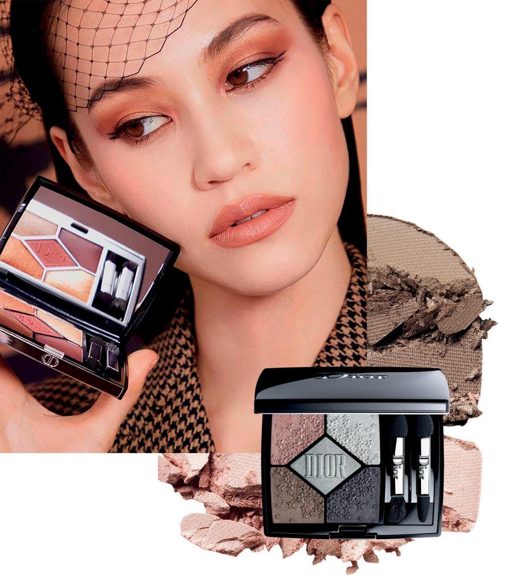 bảng màu mắt trang điểm Dior 5 couleurs