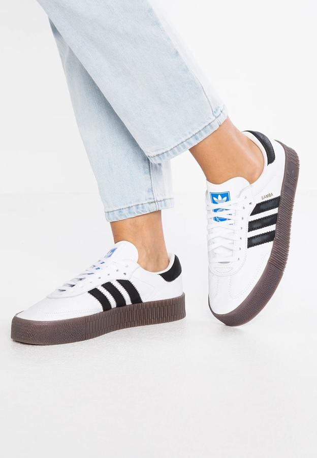 Cùng mua giày adidas Originals Samba Rose với giá tốt từ Shoppe.