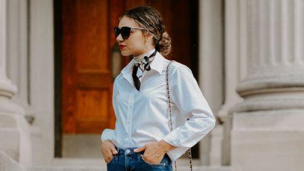 Giải mã 7 công thức mặc đẹp đúng điệu Parisian chic cho mùa Thu