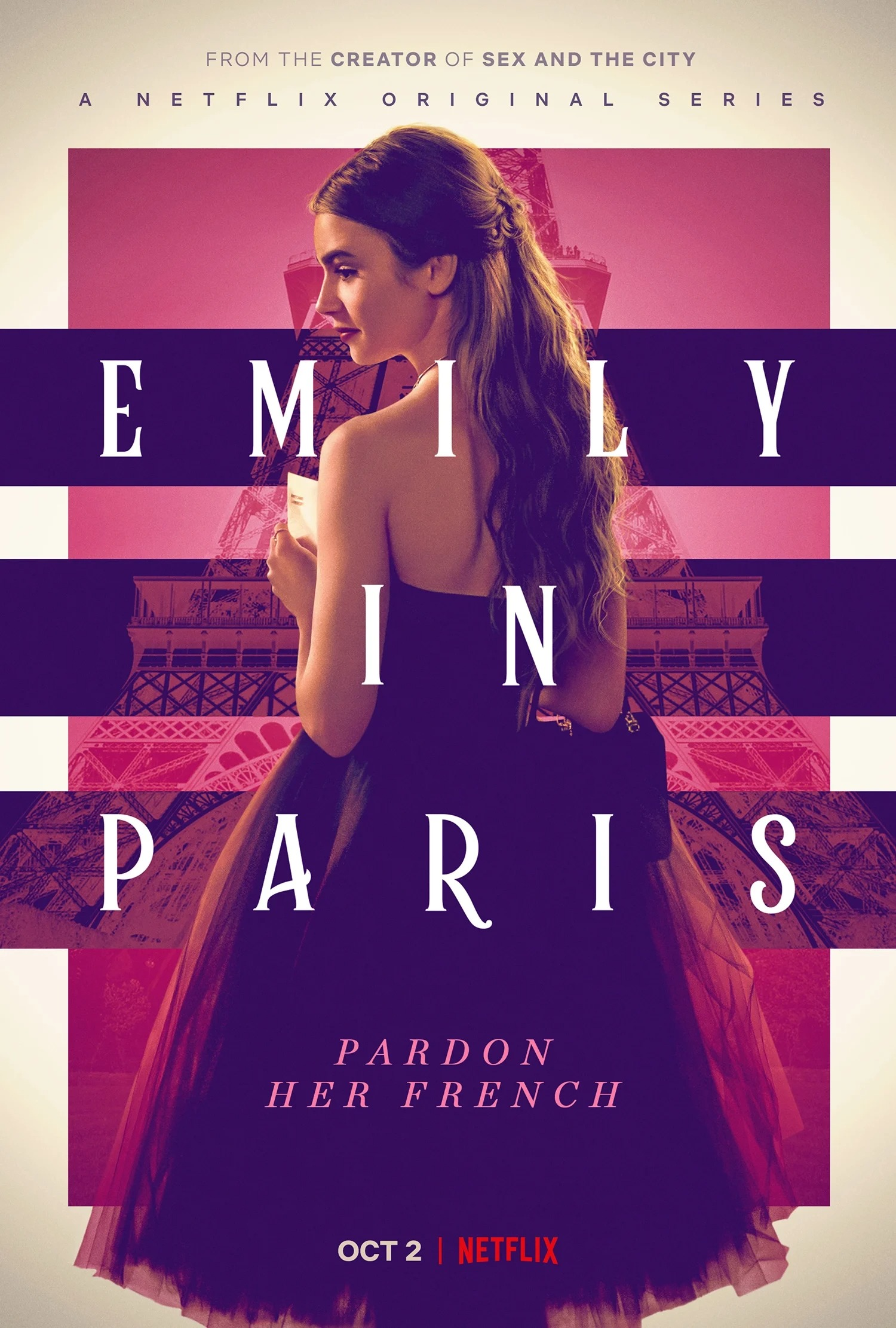 Poster phim Emily In Paris