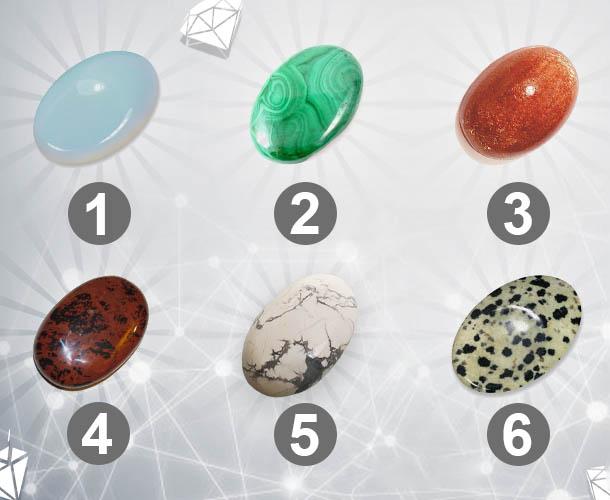 trắc nghiệm 6 viên đá