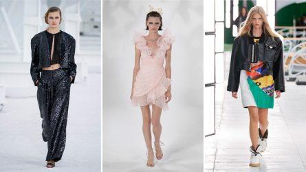 Xu hướng thời trang Xuân - Hè 2021: Cuộc